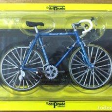 Modelos a escala: BICICLETA GITANE BERNARD HINAULT 1980 - TOUR DE FRANCIA. Lote 272579028