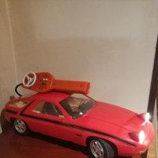 Modelos a escala: COCHE A CABLE PORCHE 928 RICO. Lote 218391977