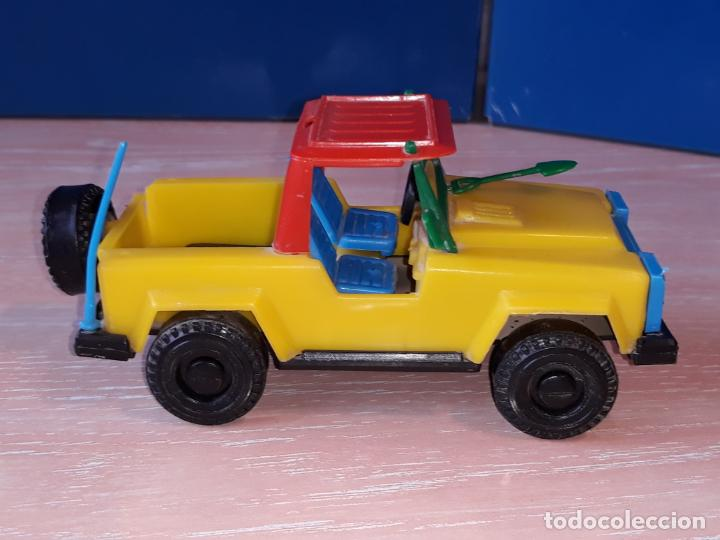 Modelos a escala: TOYOTA LAND CRUISER PICK UP 1970 - APOX.1/24 - MADE IN SPAIN - BULLYCAN - Foto 4 - 218562736