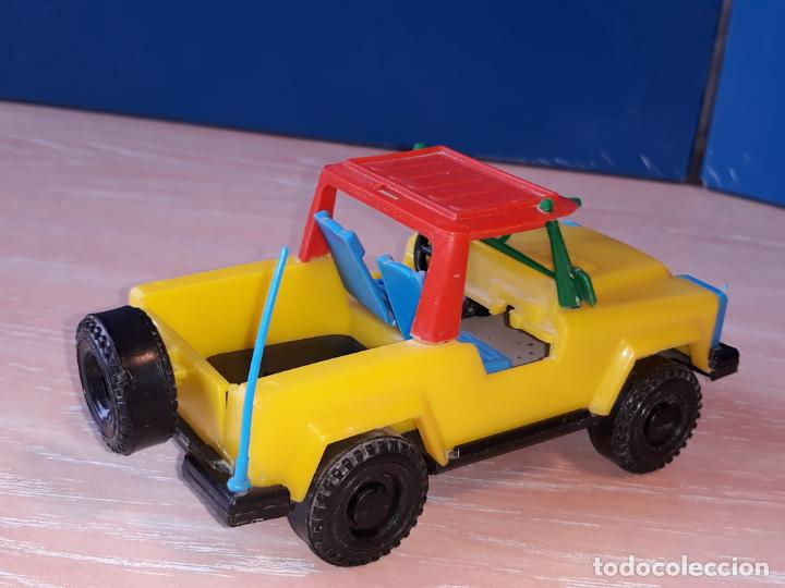 Modelos a escala: TOYOTA LAND CRUISER PICK UP 1970 - APOX.1/24 - MADE IN SPAIN - BULLYCAN - Foto 6 - 218562736