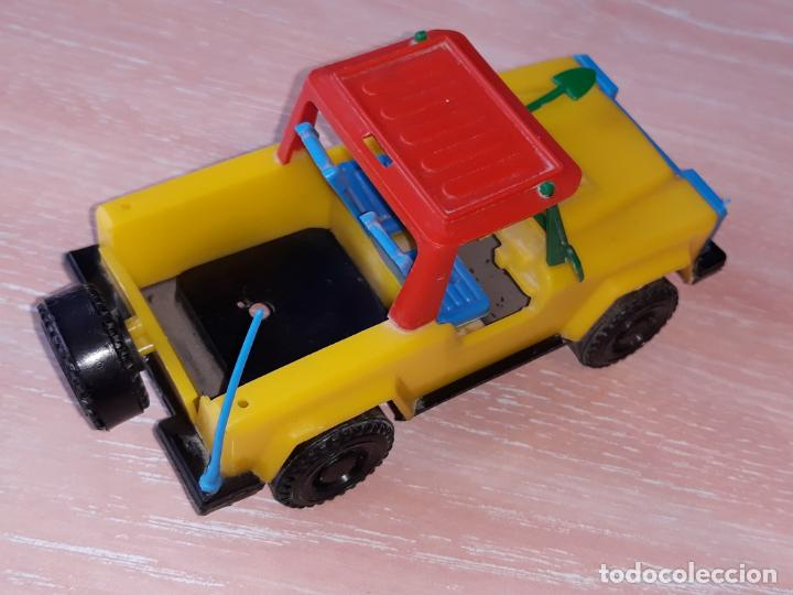 Modelos a escala: TOYOTA LAND CRUISER PICK UP 1970 - APOX.1/24 - MADE IN SPAIN - BULLYCAN - Foto 9 - 218562736