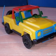 Modelos a escala: TOYOTA LAND CRUISER PICK UP 1970 - APOX.1/24 - MADE IN SPAIN - BULLYCAN. Lote 218562736