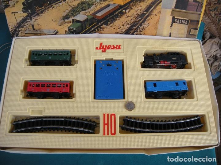 Modelos a escala: TREN HO JYESA 1942 IBI - Foto 6 - 219458713