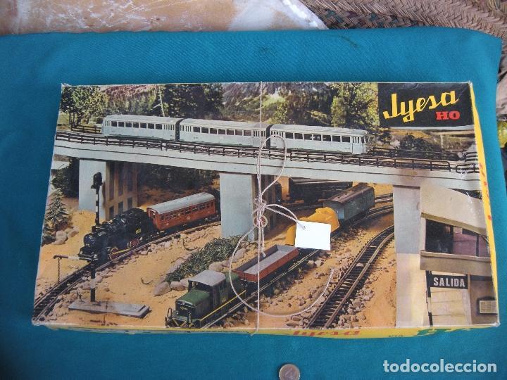 Modelos a escala: TREN HO JYESA 1942 IBI - Foto 7 - 219458713