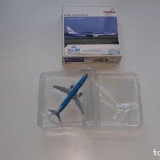 Modèles réduits: AVION HERPA BOEING B 737 900 KLM 1/500 (MUY BUEN ESTADO) VER DESCRIPCIÓN. Lote 221090456