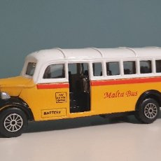 Modelos a escala: MINIATURA MALTA BUS COLLECTION. Lote 221950800