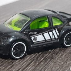 Modelos a escala: HOTWEELS VW NEW BEETLE CUP. Lote 222041331