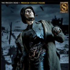 Modelos a escala: RARE SIDESHOW FROZEN DEAD PREMIUM EXCLUSIVE LIMITED 152/200 NEW SEALED. Lote 222176150