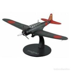 Modelos a escala: NAKAJIMA B5N TYPE 97 BOMBER JAPAN WWII 1:72 AVION DIECAST ALTAYA N22. Lote 222204172