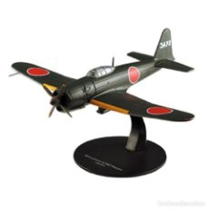Modelos a escala: MITSUBISHI A7M2 REPPU JAPAN WWII 1:72 AVION DIECAST ALTAYA N17. Lote 222213448