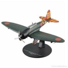 Modelos a escala: AICHI D3A1 TYPE 99 JAPAN WWII 1:72 AVION DIECAST ALTAYA N14. Lote 222213493