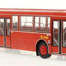 Modelos a escala: BUS / AUTOBUS CLASICO ESPAÑOL PEGASO 6038 EMT (1986) MADRID, ESPAÑA - TRANSPORTE URBANO - IXO (1:43). Lote 222829848