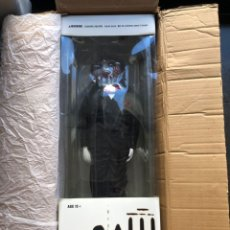 Modelos a escala: VERY RARE MEDICOM TOY SAW BILLY THE PUPPET 70 CM LIMITED #115/300 NEW. Lote 224321077