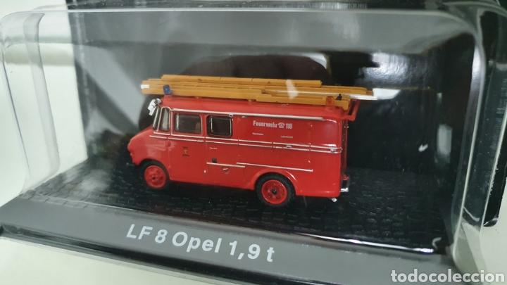 Modelos a escala: Camion bomberos Opel LF 8. - Foto 2 - 224965645