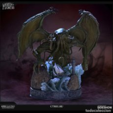 Modelos a escala: CTHULHU STATUE PCS POP CULTURE SHOCK H.P. LOVECRAFT LTD. ED. #53/200 BRAND NEW. Lote 225510755
