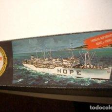 Modelos a escala: BARCO S S HOPEREVELL LODELA ESCALA 1/471. Lote 225957870