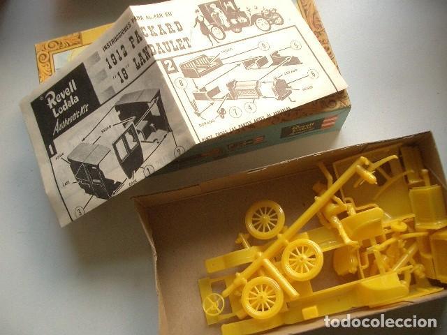 Modelos a escala: 1912 PACKARD REVELL LODELA - Foto 2 - 225967100
