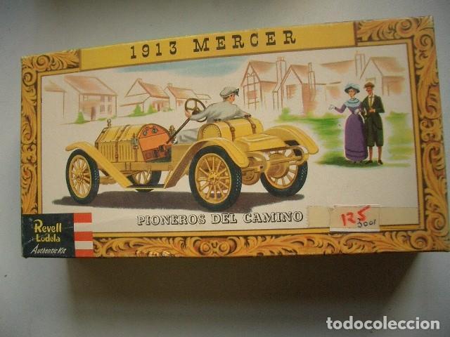 1913 MERCER REVELL LODELA (Juguetes - Modelos a escala)
