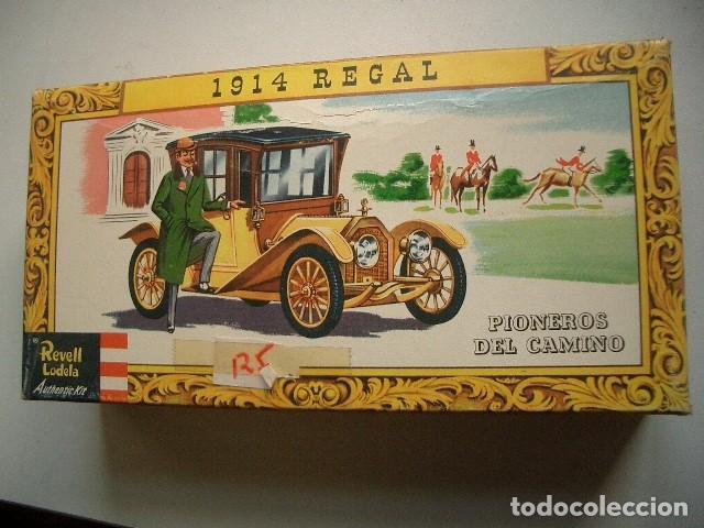 1914 REGAL REVELL LODELA (Juguetes - Modelos a escala)