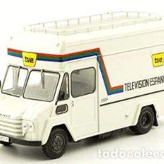 Modelli in scala: CAMIÓN COMMER SANTANA - 1981 / TVE ( ESCALA 1:43) AUDIOVISUAL, RTVE, VEHÍCULO REPARTO Y SERVICIO. Lote 228087510