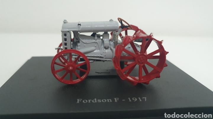 TRACTOR FORDSON F DE 1917. (Juguetes - Modelos a escala)