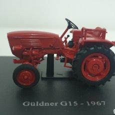 Modelos a escala: TRACTOR GULDNER G15 DE 1967.. Lote 189590286