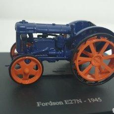 Modelos a escala: TRACTOR FORDSON E27N DE 1945.. Lote 187149515