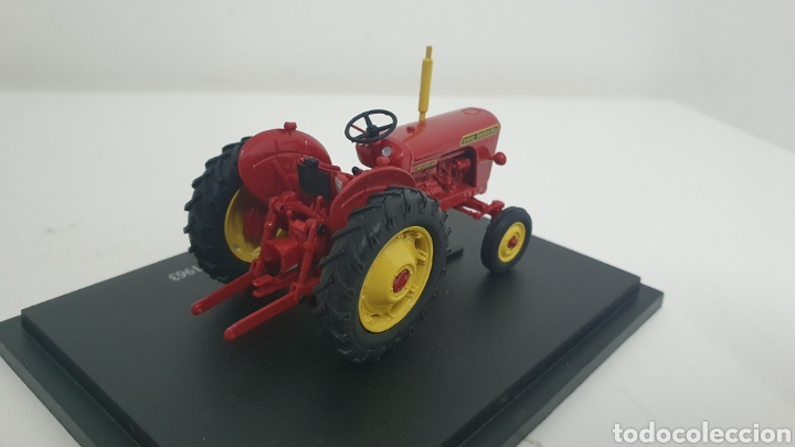 Modelos a escala: Tractor David Brown 990 Implematic de 1963. - Foto 3 - 187422328