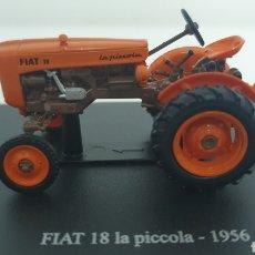 Modelos a escala: TRACTOR FIAT 18 LA PICCOLA DE 1956.. Lote 187534722