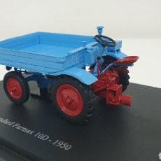 Modelos a escala: TRACTOR MOTOSTANDARD FARMAX 10D DE 1950.. Lote 187311187