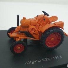 Modelos a escala: TRACTOR ALLGAIER R22 DE 1952.. Lote 189590236