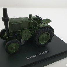 Modelos a escala: TRACTOR ROBUSTE K 40 DE 1939.. Lote 226945775