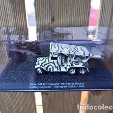 Modelos em escala: TANQUE DE COMBATE ARTILLERY REGIMENT STALINGRAD USSR 1942. Lote 228500700