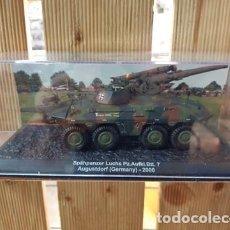 Modelos em escala: TANQUE DE COMBATE AUGUSTDORF GERMANY 2000. Lote 228500900
