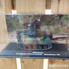 Modelos em escala: TANQUE DE COMBATE AMX30 ROLAND. Lote 228501145