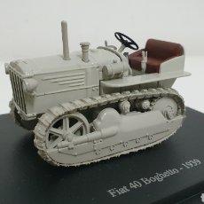 Modelos a escala: TRACTOR FIAT 40 BOGHETTO DE 1939.. Lote 187317238