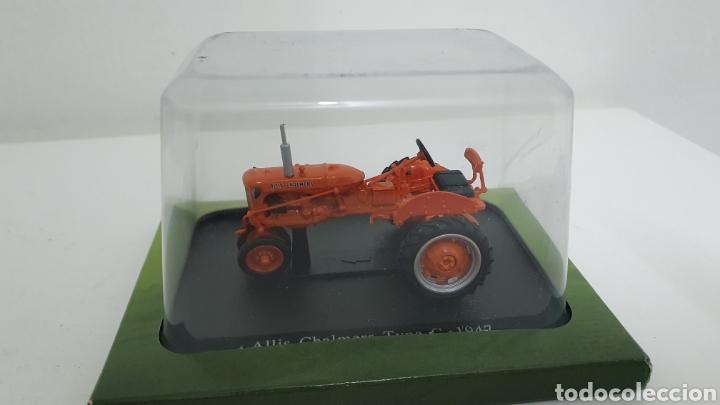 Modelos a escala: Tractor Allis Chalmers Type C de 1947. - Foto 5 - 190378127