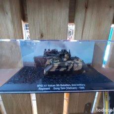 Modelos em escala: TANQUE DE COMBATE M163 VULCAN 5TH BATAILLON, 2ND ARTILLERY. Lote 229082800