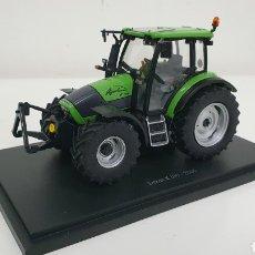 Modelos a escala: TRACTOR DEUTZ K100 DE 2006.. Lote 229176840