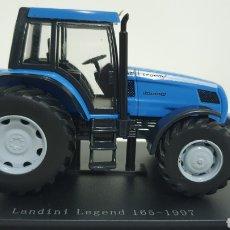 Modelos a escala: TRACTOR LANDINI LEGEND 165 DE 1997.. Lote 229206385