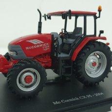 Modelos a escala: TRACTOR MC CORMICK CX 95 DE 2004.. Lote 229217885