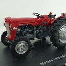 Modelos a escala: TRACTOR MASSEY FERGUSON 825 DE 1963.. Lote 263073035