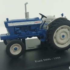 Modelos a escala: TRACTOR FORD 5000 DE 1964.. Lote 187386728