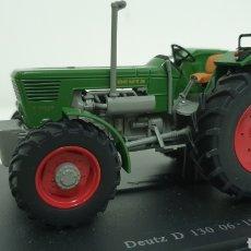 Modelos a escala: TRACTOR DEUTZ D 130 06 DE 1972.. Lote 187390675