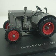 Modelos a escala: TRACTOR DEUTZ F2M315 DE 1938.. Lote 229499160