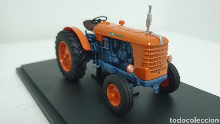 Modelos a escala: Tractor Fiat 80R de 1961. - Foto 2 - 187106437