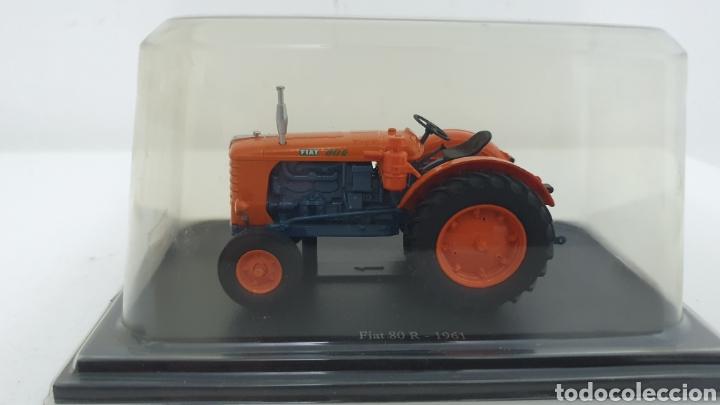 Modelos a escala: Tractor Fiat 80R de 1961. - Foto 5 - 187106437