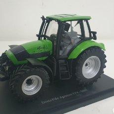 Modelos a escala: TRACTOR DEUTZ-FAHR AGROTON TTV DE 2003.. Lote 229715500