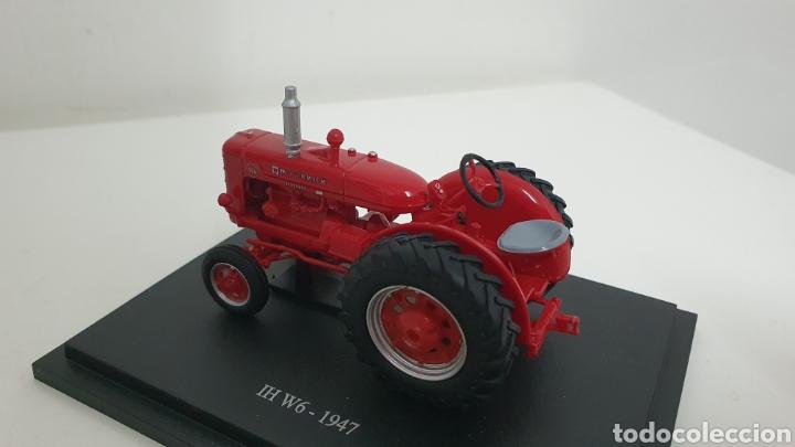 Modelos a escala: Tractor IH W6 de 1947. - Foto 5 - 187430532