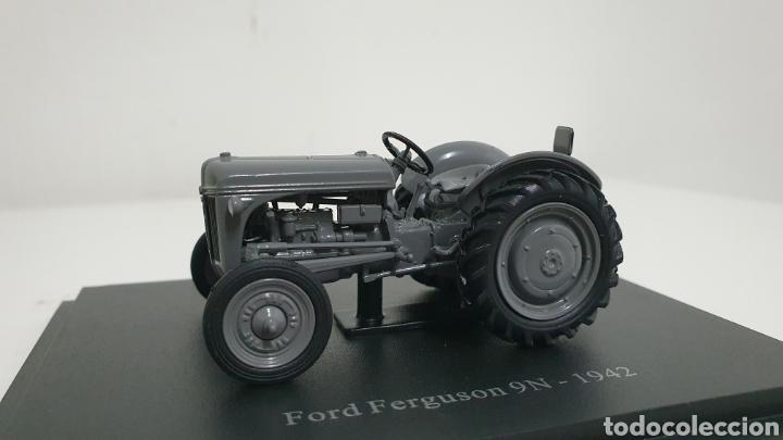 TRACTOR FORD FERGUSON 9N DE 1942. (Juguetes - Modelos a escala)
